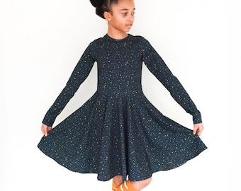 Spin Dress for Kids