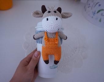 Beverage holder crochet  pattern / Coffee mug holder pattern