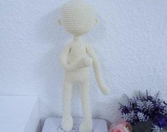 Dolls body crochet