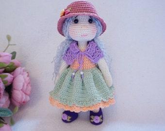 Little doll crochet