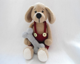 Lovely Puppy crochet pattern