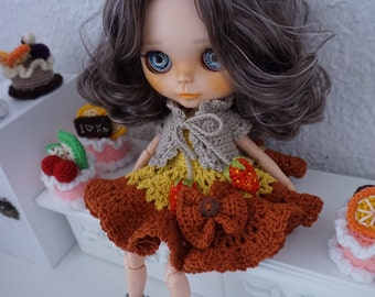 Clothes for Blythe doll