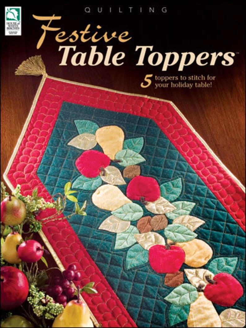 Table Runner Festive Table Toppers