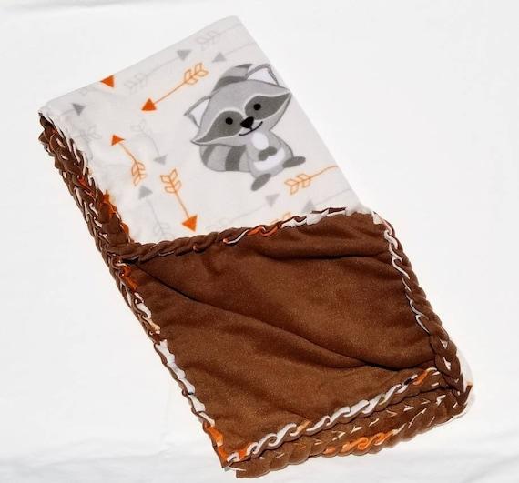 Woodland Fleece Decke kein Nähen Decke kein Nähen Fleece | Etsy