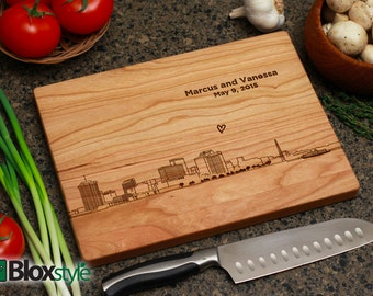 Custom Kitchen Cutting Board Business