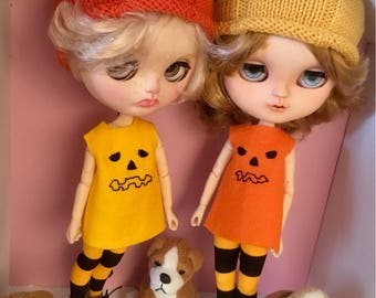 Disfraz de Halloween para Blythe