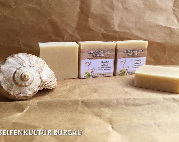 "Donkey milk soap ""Cleopatra's Secret"""