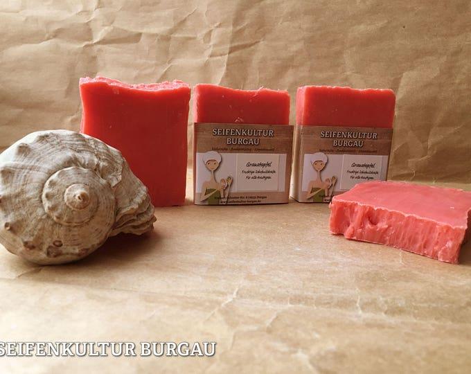 "Sheep's milk soap ""pomegranate"""