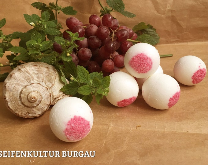 "Bathing butter-truffle ""red grape"""
