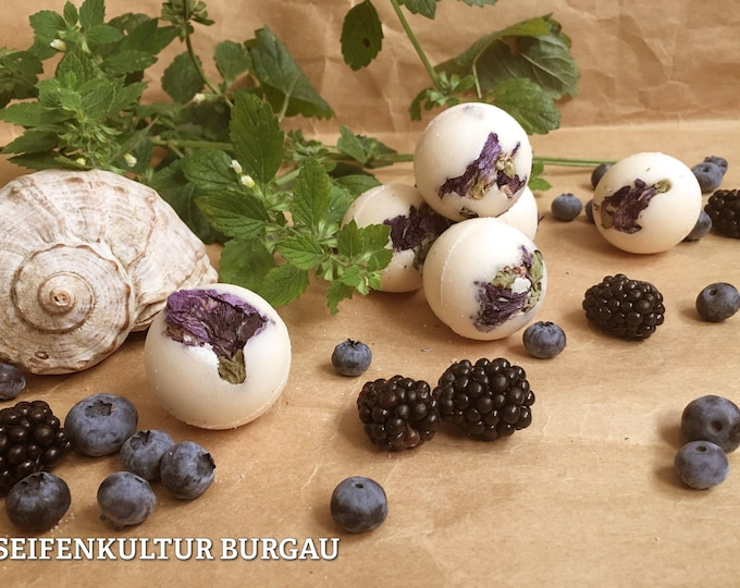 """Featured listing image: Bath butter Truffle """"very berry"""""""