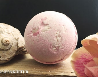 "XXL bath bomb ""Einhörnchen"" - vegan, 180 g"