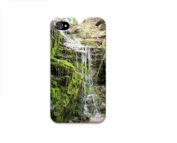 Waterfall Iphone 6 Case Mens Iphone 8 Case Wood Iphone 7 Case Enchanted Forest Green Iphone 5 Case Rivendell Nature Iphone 6 Case