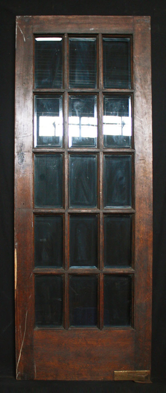 30x 80 Antique Interior French Swinging Birch Door Etsy