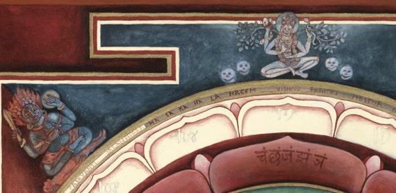 Sri Yantra: the Mandala of the goddess Lalita, Shree Yantra, Shri Yantra,  Siva, Shiva, lingum, Shakta Tantric, Sri Vidya, Meditation