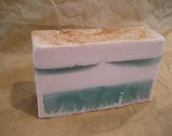 Beach Glass Soap Bar