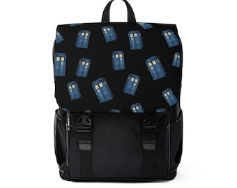 Extraterrestrial Race of Cyborgs Backpacktotepurse