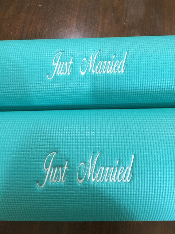 Personalized Yoga Mat Extra thick 1 4   6.2 mm  7c92753a3ef53