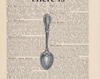 The Matrix- Dictionary Print