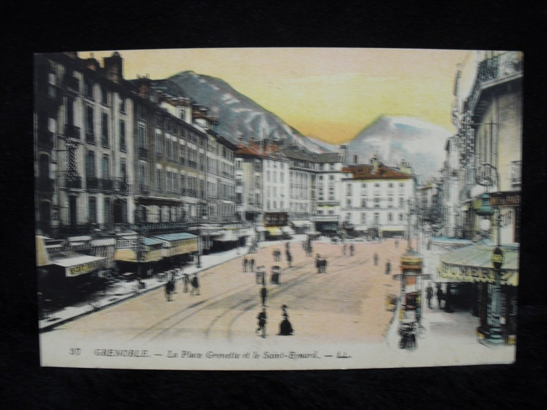 Incontri Grenoble Francia
