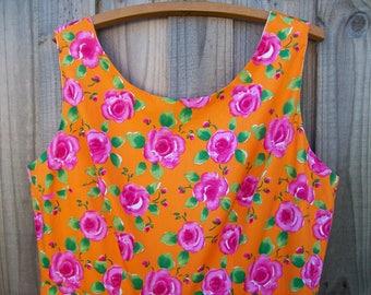 Size 20 Vintage Style Dress