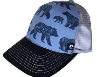 Women s baseball hat fox trucker cap women s trucker  61825742b014
