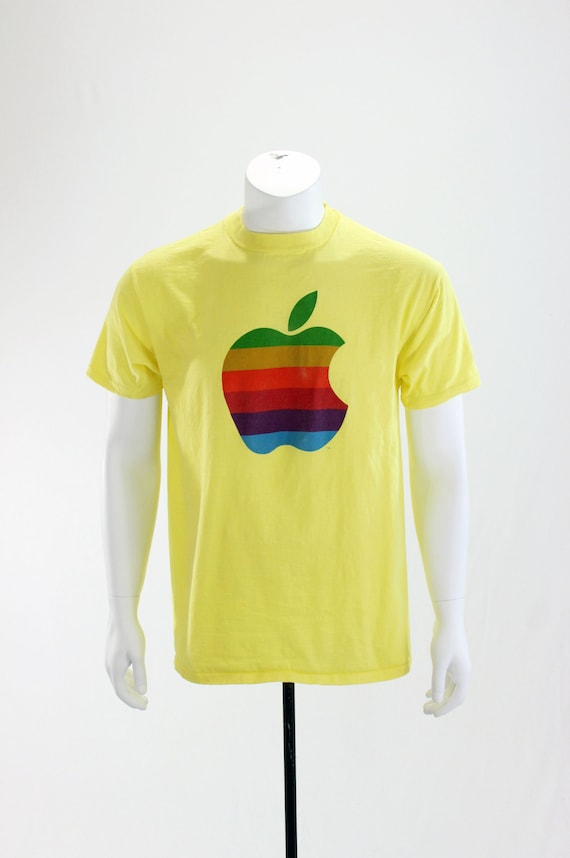 80's Apple Computer Macintosh T-Shirt XL