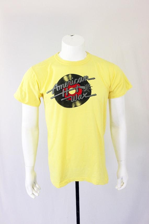 70's American Hot Wax Film T-Shirt XL Alan Freed