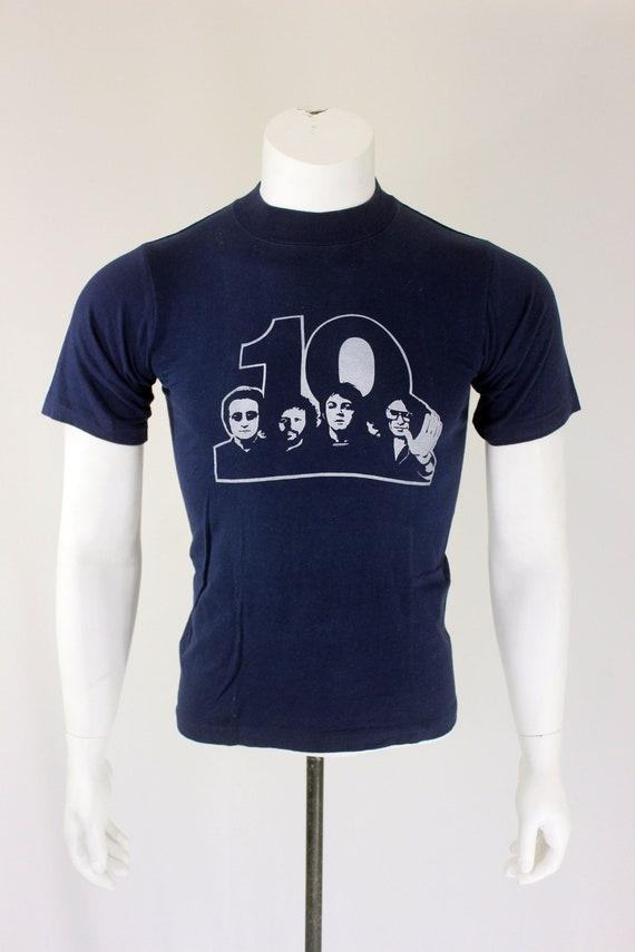 The Beatles 10 1980's T-Shirt L