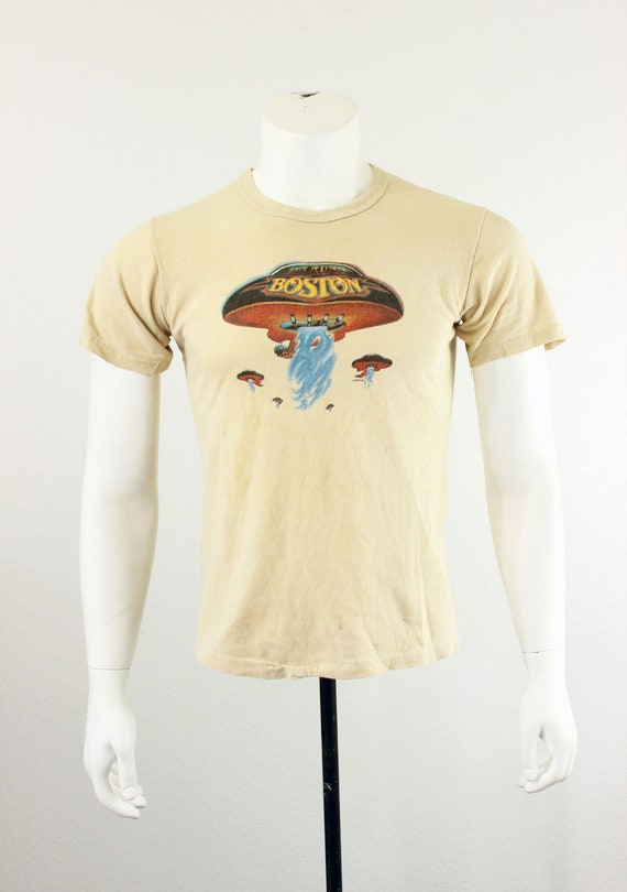 70's Boston T-Shirt M L