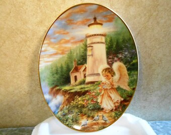 1998 Dona Gelsinger Limited Edition & Numbered Collector's Plate