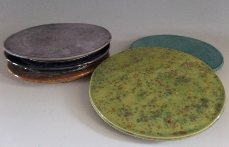 Stoneware Hot Plate image 0