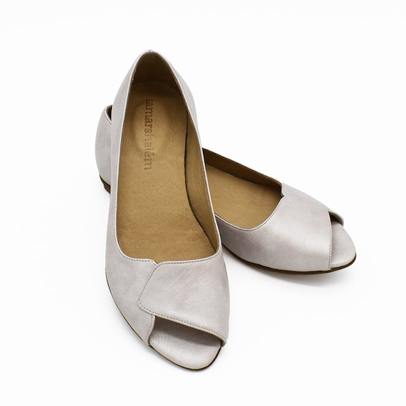 bridal leather High qaulity shoes shoes ivory Aya rXF0FT7q