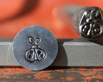 EXCLUSIVE Ladybug Metal Design Stamp