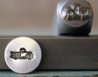 Metal Hand Stamping Punch Embossing Metal Design Stamp Vintage Metal Jewelry Stamp Impression Stamps