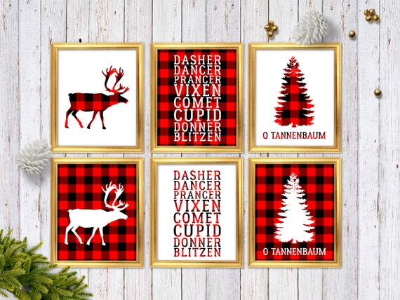 image 0 - Plaid Christmas Decor