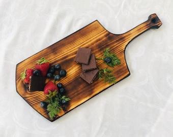 Charcuterie Board, Cheese Board, Appetizer Tray, Cutting Board