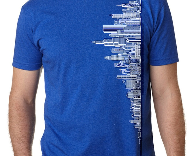 Featured listing image: Chicago Skyline T-Shirt