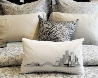 Skyline Pillows