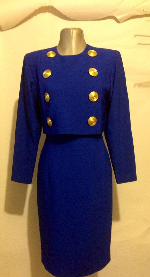 Vintage Steve Stolman Dress