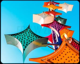 Retro Las Vegas Neon Museum Stardust Casino Fine Art Print FREE SHIPPING
