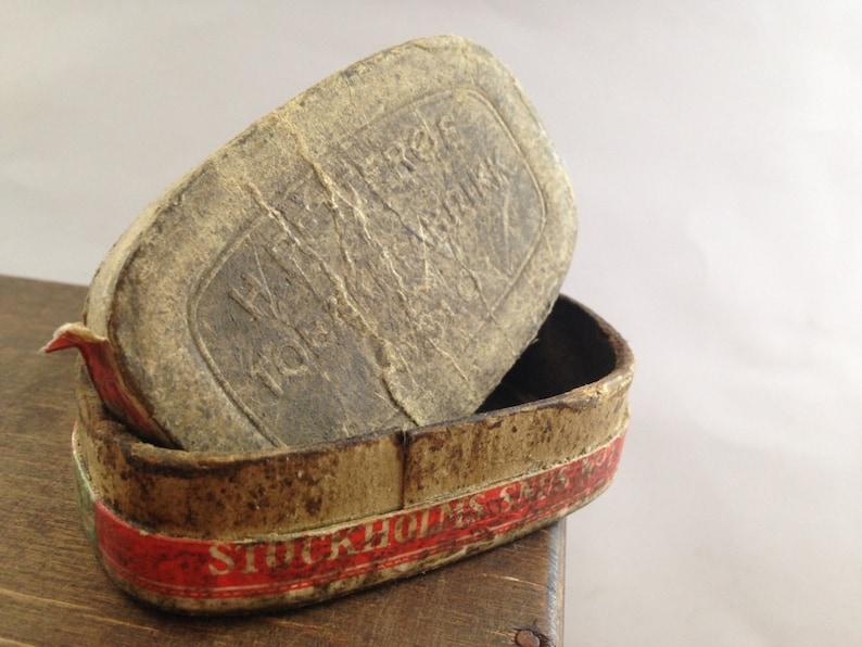 Retro Tabak Keukens : Vintage tabak vak oude snuff container kartonnen snus etsy