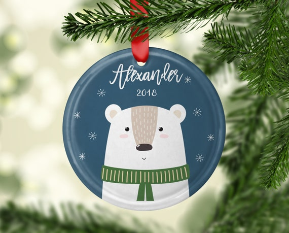image 0 - Bear Christmas Decorations