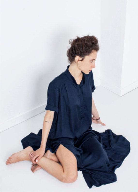 Long Plus Size Dress Modest Maxi Dresses Modern Bridesmaid ...
