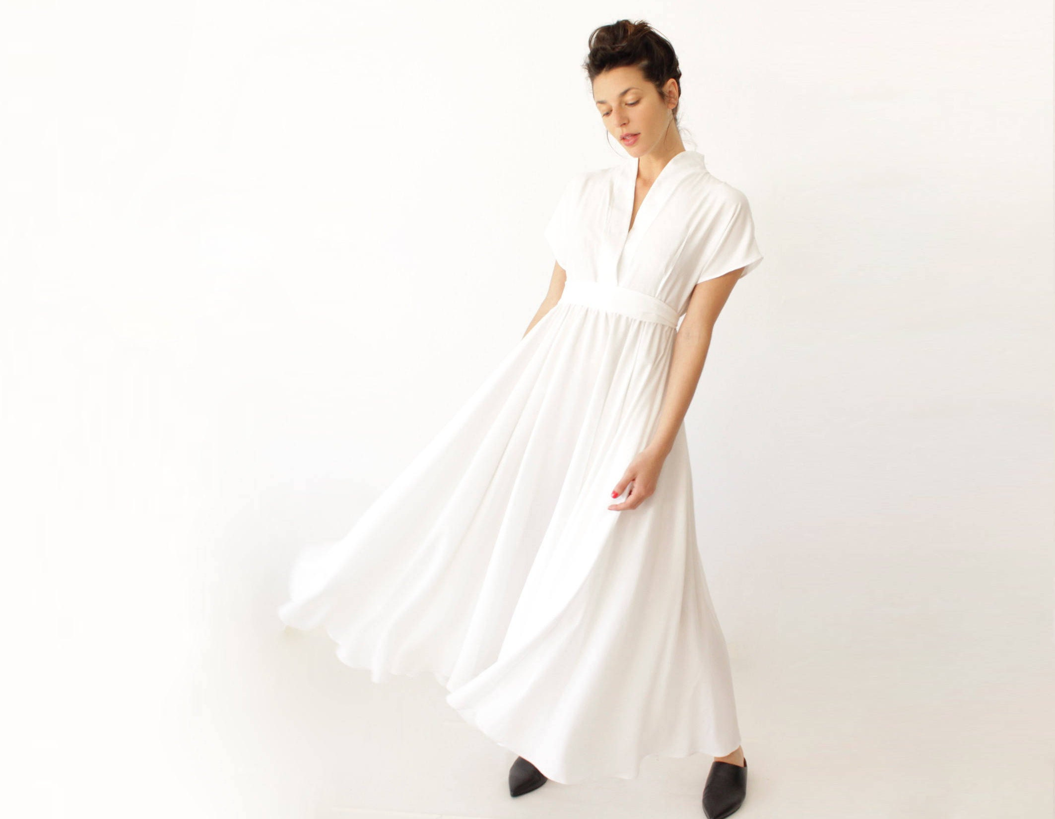50: Long White Dresses Summer Wedding At Websimilar.org