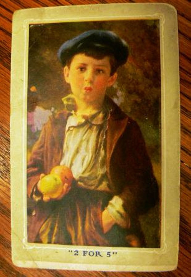 vintage postcards ... 2 FOR 5  .. POSTCARD . .. image 0