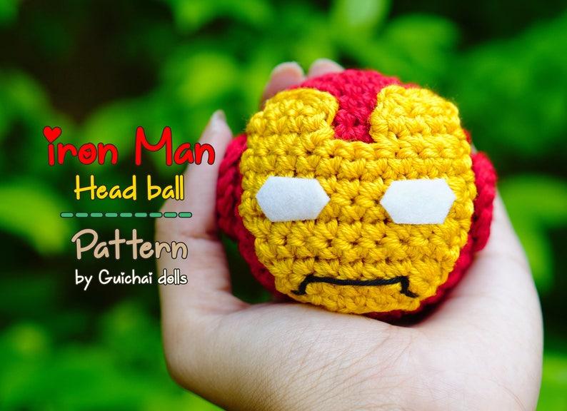 How to avoid floppy head in amigurumi   Crochet tutorials   lilleliis   576x794