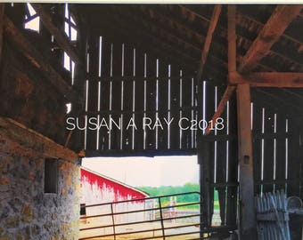 Tomorrow (The Farm Collection) by Susan A Ray of OneHealingStone Studio