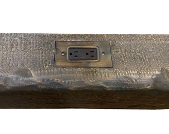 Electrical Outlet - Mantel Add On