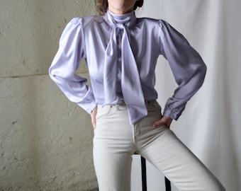 Lavender Blouse Etsy