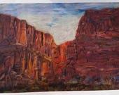 print of big bend national park , 11x14 print